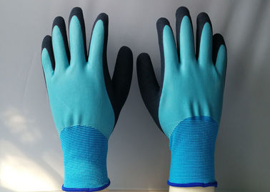 Wear Resistant Nylon Nitrile Coated Gloves 35 - 120 G / Pair CE Approved